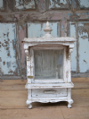Antique Hindu Temple Shrine with Drawer, Gujarat <b>SOLD<b>